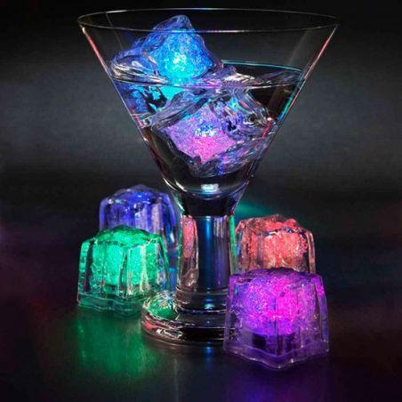 Led Light Ice Cubes