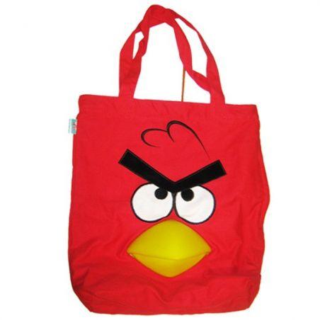 Angry birds 3D motifli çanta.