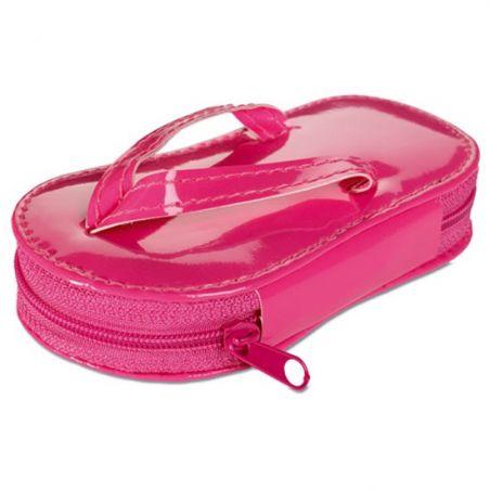 Rugan terlik modelli çanta içerisinde manikür seti