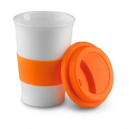 Kapaklı seramik mug