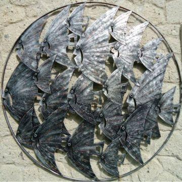 Metal Wall Accessory