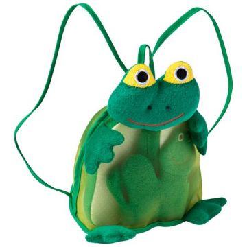 Kurbağa Figürlü Sırt Çantası