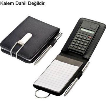 Notepad with Calculator...