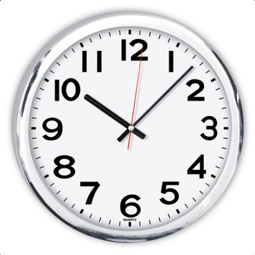 Wall Clock 32cm