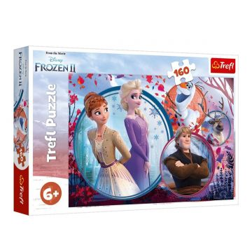 Trefl Puzzle Frozen