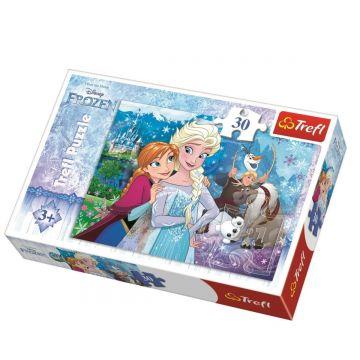 Trefl Disney Frozen Unleash...