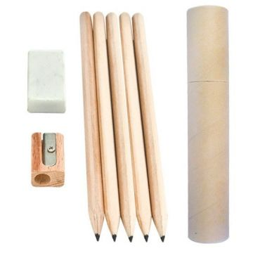 Recycling Stationery Set