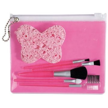 Makeup Set In Pvc Pouch