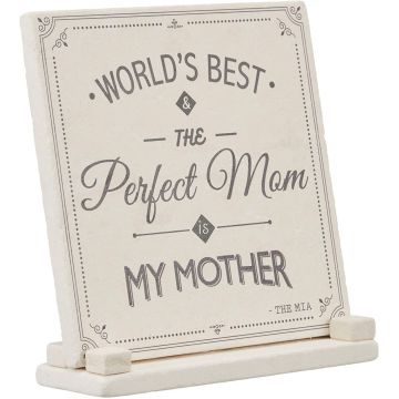 Plaket Marble My Mother