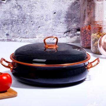Black Pot  - 26 cm