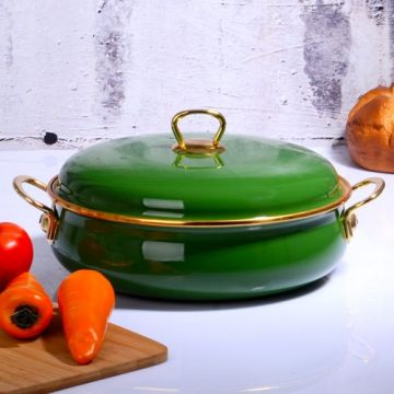 Green Pot  - 26cm