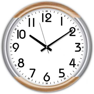 Wall Clock 38cm