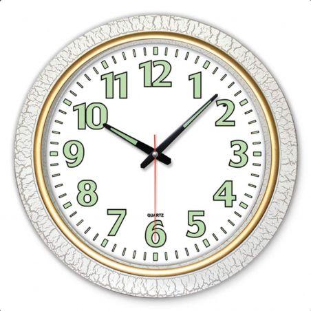 Luminous Wall Clock 46cm