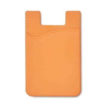 Card Holder - Orange