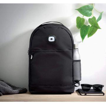 Led Flashlight Backpack