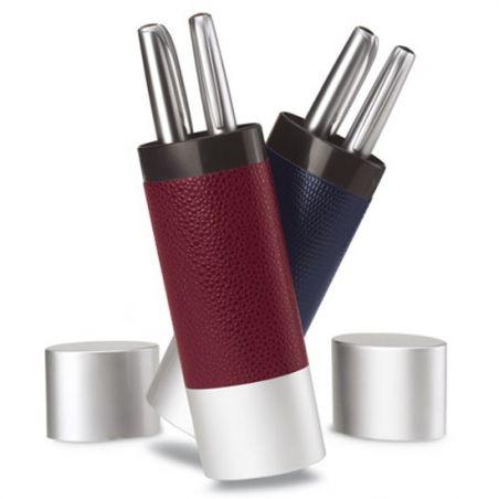 Burgundy Color Pen Set İn Gift Box