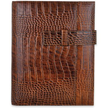 Real Leather Notebook
