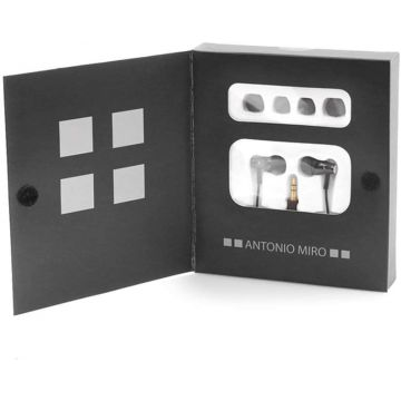 HD Earphones Antonio Miro
