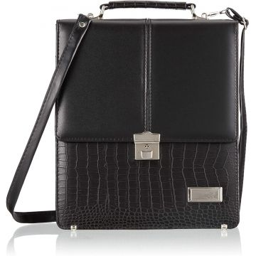 PU Leather Documents Bag
