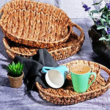 Handcrafted Woven Basket
