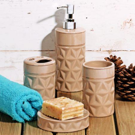 Ceramic Bathroom Set