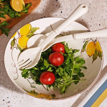 Organic Salad Bowl &...
