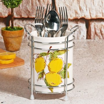 Organic Serving Set Holder