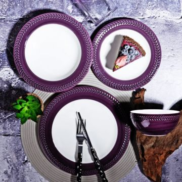 Dinner Plate Set - 24 Pcs....