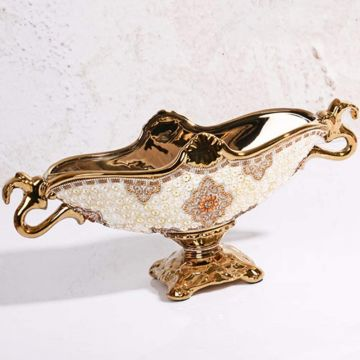 Ceramic Decorative Gondola