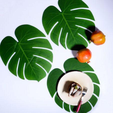 Tropics Plate Mat