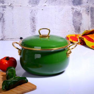 Green Pot - 18 cm/3 lt