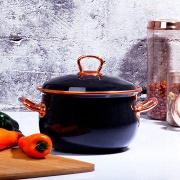 Black Pot - 18 cm/3 lt