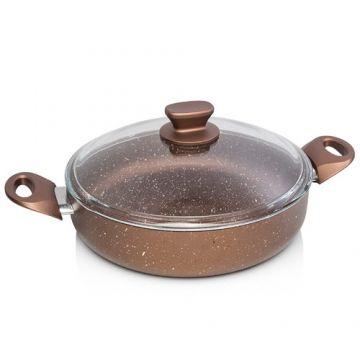 Bronze Black Flat Saucepan...