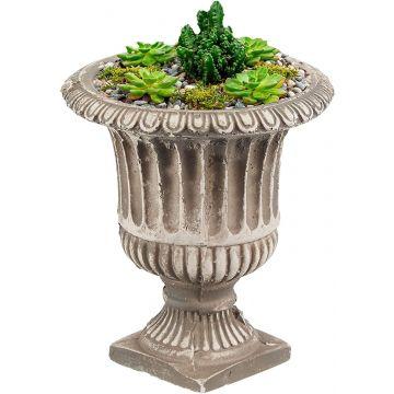 Castle Succulent Flowerpot