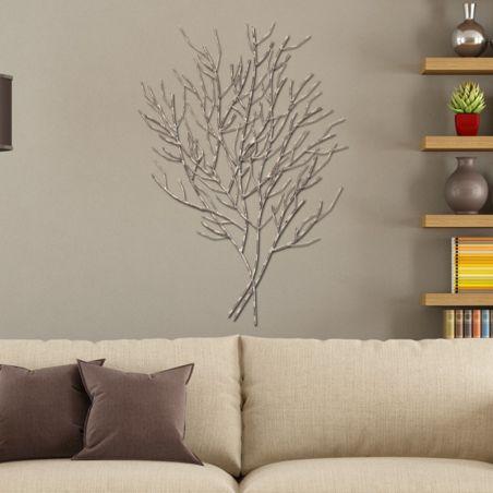 Sonbahar dekoratif duvar aksesuarı