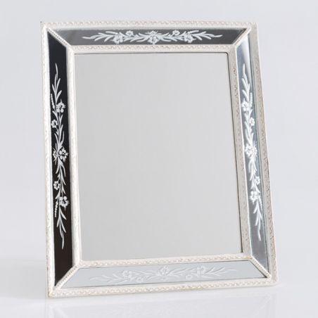 Giza Ayna Eskitme Beyaz