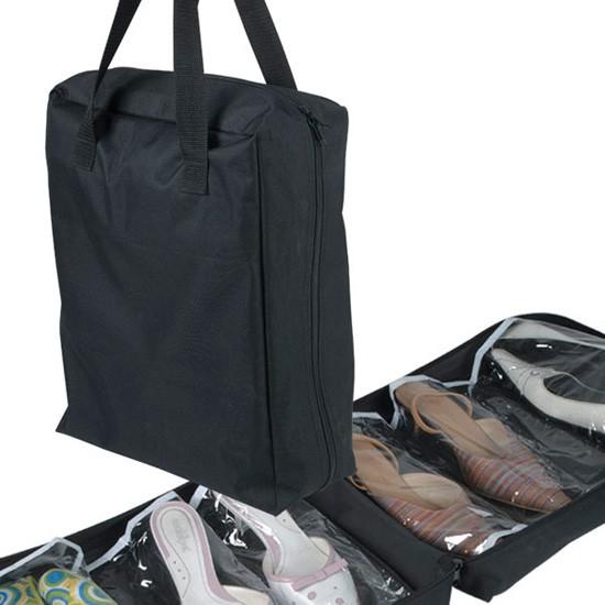 Ayakkabı seyahat çantası