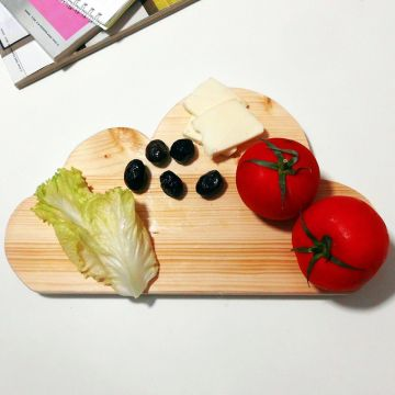 Wooden Cheese Plate