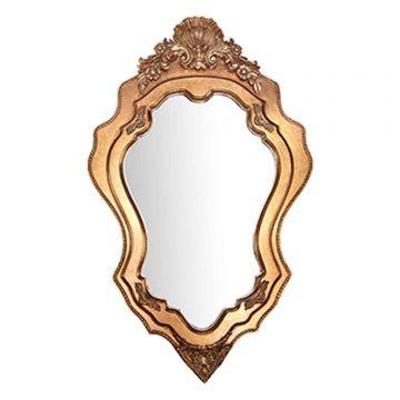 Sultan Gold Leaf Mirror