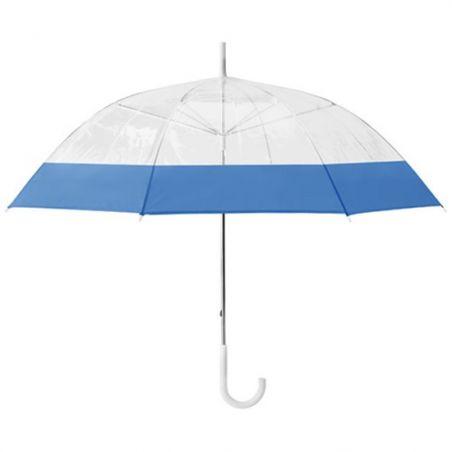 Şeffaf şemsiye